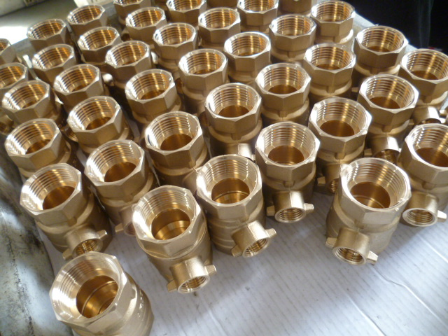 NAFCO |  Quality factors of China brass ball valves