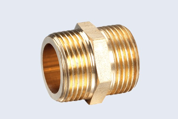 Brass fittings accessaries parts ningbo acro