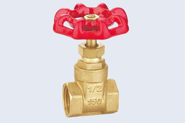 Reduced Bore Brass Gate Valve N10121004