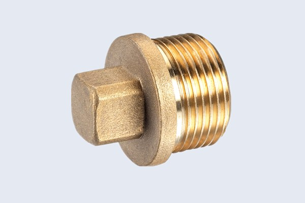 Brass Male Plug Fittings N30111010