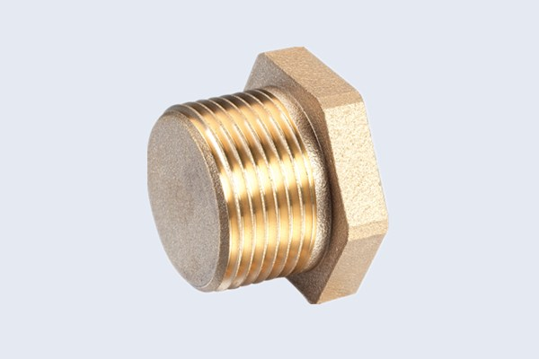 Brass Male Plug Fittings N30111011