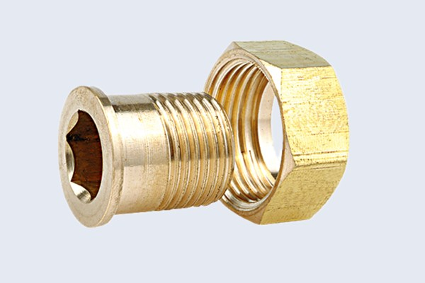 Brass 2-pcs Union Fittings N30111014