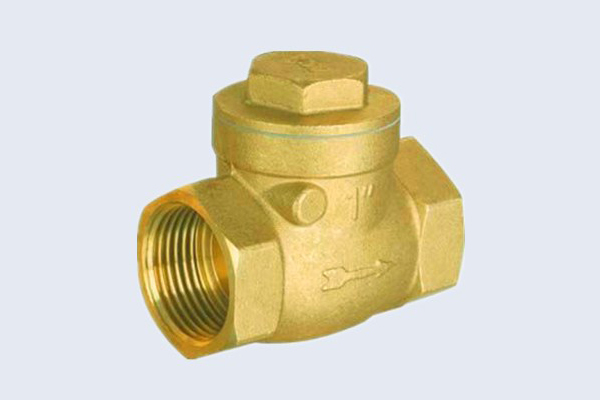 Brass Swing Check Valve N10131005