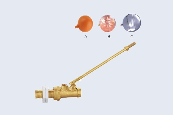 Brass Floating Ball Valve N10191002