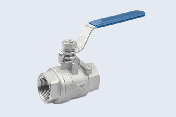 2-pc Stainless Steel Ball Valve N10211003