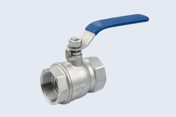Two-Piece Stainless Steel Ball Valve N10211002