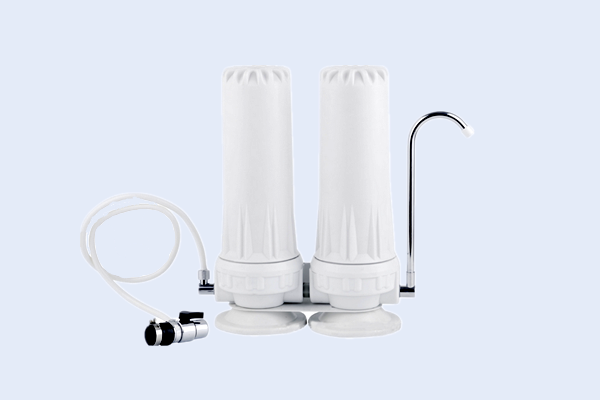 Two Stage Countertop Water Filter N40311002