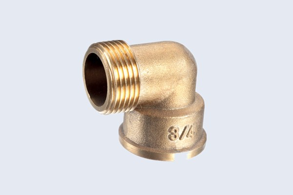 Female/Male Brass Elbow Fittings N30121003