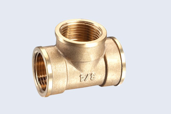 Female Brass Tee Fittings N30122001
