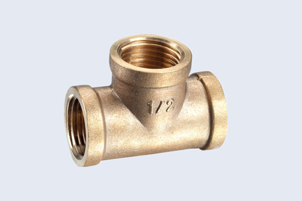 Economical Brass Tee Fittings N30122002
