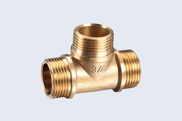 Male Brass Tee Fittings N30122003