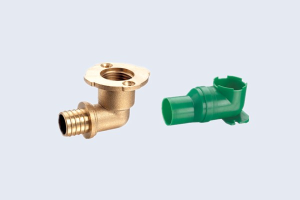 Brass Elbow Hose Fittings N30121018
