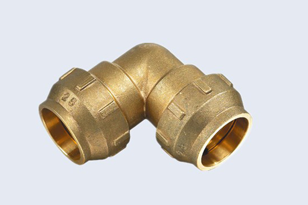 Brass Elbow Compression Fittings N30132003