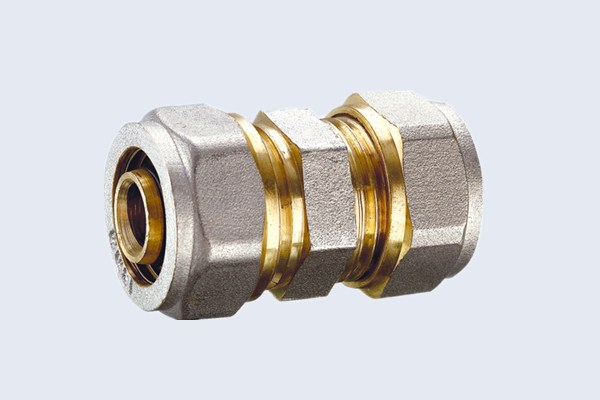 Double Brass Pex Fittings N30141001