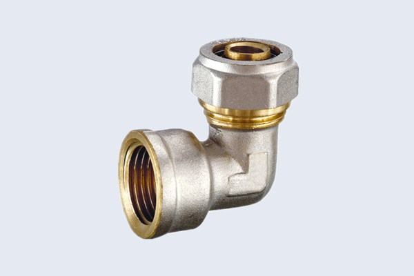 Double Elbow Brass Pex Fittings N30141009