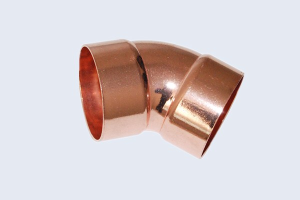 Copper 45 Degree Elbow Fittings N30211004