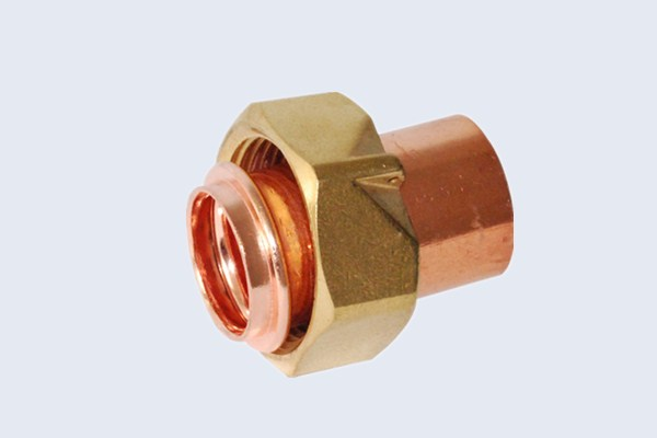 Copper Union Fittings with Insert N30211007