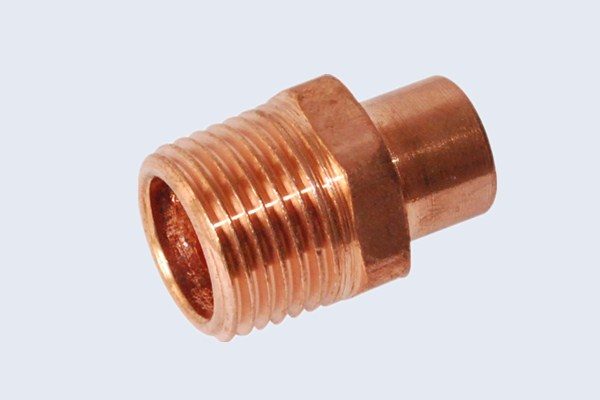 Male Threaded Copper Fittings N30211009