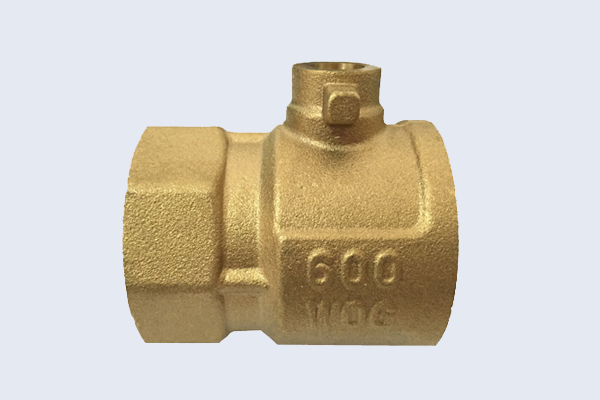 Forged Brass Ball Valve Body N40411001