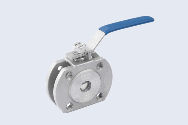 Stainless Wafer Ball Valve N10211008