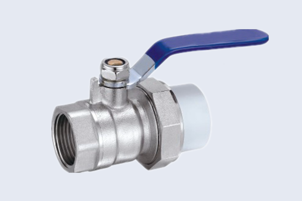 Brass Ball Valve for PPR Pipes N10111405