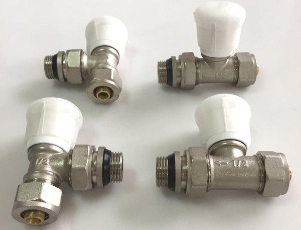 NAFCO | New Brass Radiator Valves