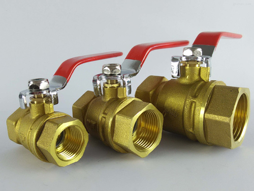 NAFCO | Brass Ball Valve Installation Instruction