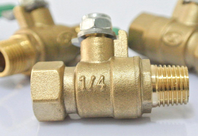 NAFCO |  Quality Test for China Brass Ball Valves