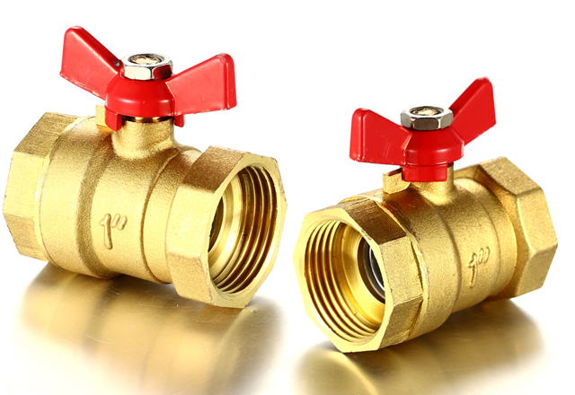 NAFCO |  How to Select Brass Ball Valve